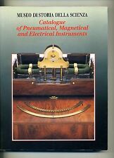 CATALOGUE OF PNEUMATICAL,MAGNETICAL AND ELECTRICAL INSTRUMENTS#Giunti 1995