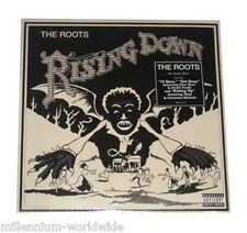 """THE ROOTS - RISING DOWN - DOUBLE 12"""" VINYL LP - SEALED & MINT RECORD ALBUM"""