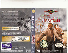 The Defiant Ones-1958-Tony Curtis-Movie-DVD