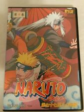 Naruto DVD Video Disc 10