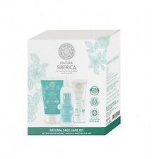 NATURA SIBERICA Natural & Organic Face Care Kit Gift Set