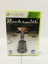 Rocksmith Authentic Guitar Games(Microsoft Xbox 360, 2011)