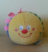 Peluche palla che ride chicco vintage raro plush soft toys