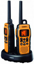 IPX7 Sumergible Uniden Walkie Talkies PMR 446 Impermeable Radio flotante.