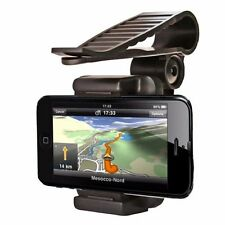 1Pc Car Sun Visor Clip Holder Mount Stand for Cellphone iPhone 6/6S Plus / 7Plus