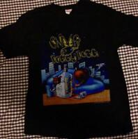 1994 St Ides Snoop Doggy Dogg Vtg 90s Doggystyle Black Men S-234XL T-shirt l1820