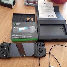 Razer Phone 2 - 64GB - Satin Black (Unlocked) with Razer Kishi controller