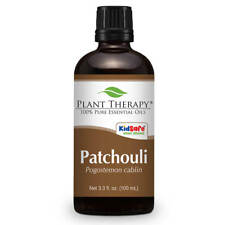 Plant Therapy Patchouli Essential Oil 100 mL (3.3 oz) 100% Pure, Undiluted