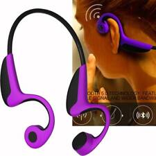 Bone Conduction Headset Wireless Music Headphone Earphone for iPhone Samsung HTC