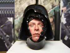 Custom Darth Vader 1/6 VIP Helmet Head Sculpt for Hot Toys Luke Skywalker DX07