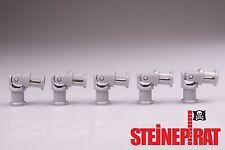 LEGO® **NEU** 5x 62520c01 Technic Kardangelenk / Kardan / Gelenk  hellgrau 61903