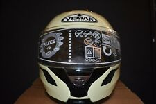 Vemar Jiano Evo TC Night Vision Glow in the Dark Edition Motorcycle Helmet