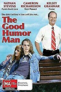 The Good Humour Man DVD - Kelsey Grammar - Nathan Stevens