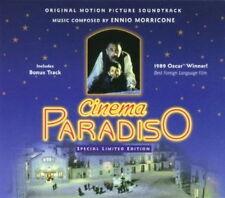 CINEMA PARADISO - MORRICONE ENNIO (CD)