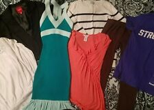 Womens Huge Lot Of Clothes Tops Sweater Jacket Dress
