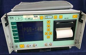 Generatore di Pattern e Rivelatore di Errori PLLB PGE-140