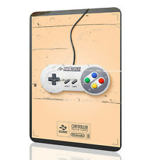 METAL TIN SIGN Controller Collectors SUPER NINTENDO Video Game Poster #6 RUSTED