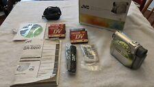 Jvc Gr-D200U Digital Video Camera Mini Dv Handheld