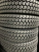 4 Tires 29575r225 New Road Crew 16 Ply Drive 660 Radial Heavy Duty Tires