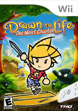 Drawn to Life The Next Chapter WII New Nintendo Wii