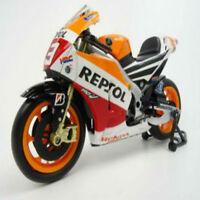 NEWRAY MARC MARQUEZ REPSOL HONDA RC213V MOTORBIKE NO:93 2013 1:12 DIECAST MODEL