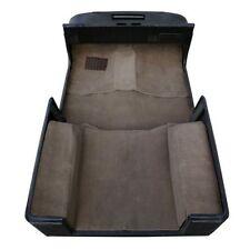1987-1995 Jeep Wrangler Replacement Five Piece Custom Carpet Kit Mocha Tan