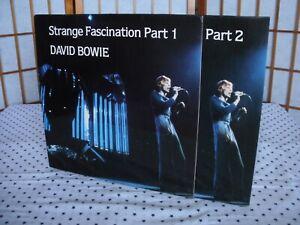 David Bowie Strange Fascination 2xLP Scarce