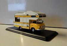 IXO IST 1973 Barkas B1000  Wohnmobil  1/43 weiß / gelb  SONDERANGEBOT
