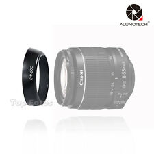 For Canon Camera EW60C Cover Lens Hood  550D 600D EF-S 18-55mm EF 28-90mm