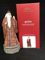 ALBUS DUMBLEDORE STORY TELLERS HARRY POTTER COLLECTION  2020 Hallmark Ornament