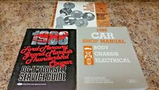 1986 Manuals for Ford Mercury Grand Marquis and Other Models