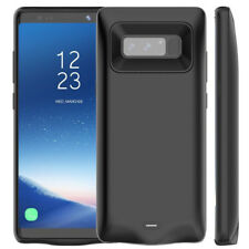 External Charger Battery Power Bank Backup Case Charging Cover For Samsung Note8