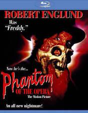 The Phantom Of The Opera [Blu-ray] DVD, Bill Nighy, Jill Schoelen, Robert Englun
