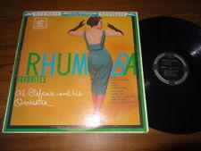 RHUMBA FAVORITES AL STEFANO AND HIS ORCHESTRA LP VINYL (Rumba Record)
