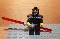 Lego Star Wars - Sith Savage Opress Figur mit Doppel Laserschwert aus Set 7957