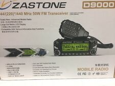 ZASTONE D9000 FULL FEATURED HI POWER DUAL BAND 144/444 MOBILE TRANSCEIVER US VER