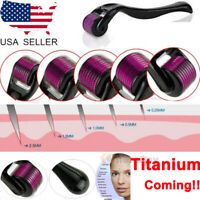 540 Microneedle Needle Derma Roller Dermaroller Therapy Skin Titanium Care ZGTS