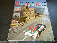 HISTORIC CAR GRAND PRIX RALLIES 1996 TOUR DE FRANCE SPA 6 HOURS FERRARI 250 GTO