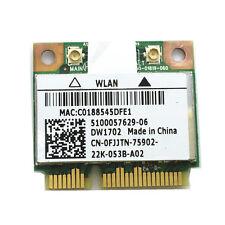 DW1702 Atheros AR5B195 Half Pci-e Wireless Card For DELL 14R 15R 3350 3750 N5010