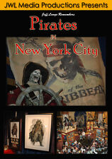 Pirates Caribbean NYC DVD Pirates in the Big Apple
