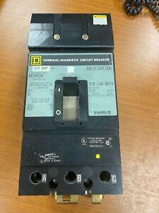 👀 SQUARE D 200 AMP I-LINE CIRCUIT BREAKER 480 VAC 3 POLE KC34200