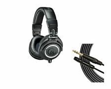 Audio-Technica ATH-M50x Cuffie Monitor Professionali - Nere