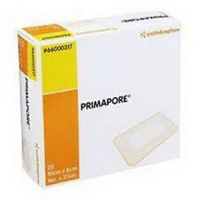 """PRIMAPORE Adhesive Non-Woven Wound Dressing 4 x 3-1/8"""""""