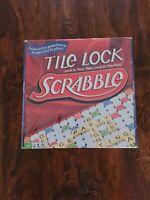 Winning Moves Tile Lock Scrabble new in wrapper