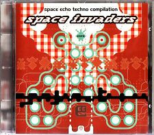Space Invaders One- 1995 Norway Techno Trance CD Applepie/Pluto Press/Kitsimse
