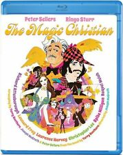 The Magic Christian (Peter Sellers) Region A BLURAY - Sealed