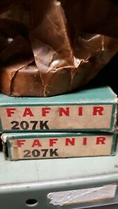 Fafnir Bearing 207K