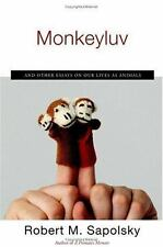 New ListingMonkeyluv: And Other Essays on Our Lives as Animals