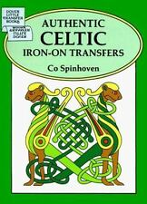 Authentic Celtic Iron-on Transfers (Dover Little Transfer Books) by Spinhoven,