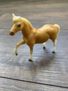 BREYER HORSE STABLEMATE MORGAN MARE PALOMINO # 5160 VINTAGE 89'-94'